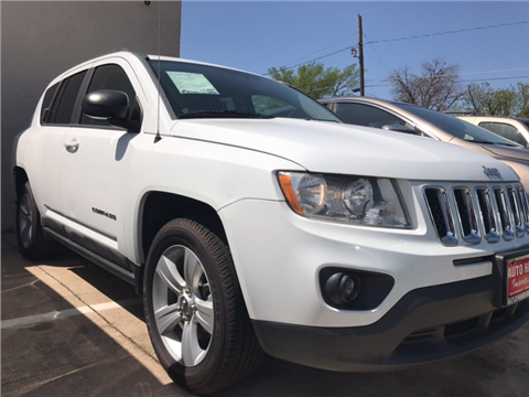 2011 Jeep Compass for sale in Grand Prairie, TX