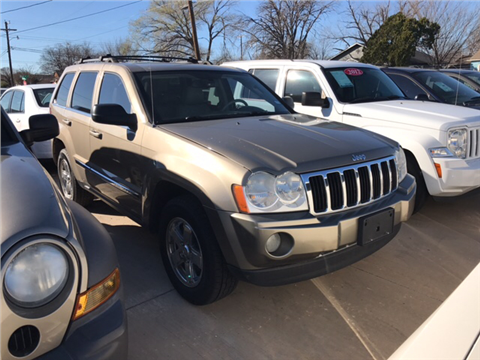 2006 Jeep Grand Cherokee for sale in Grand Prairie, TX