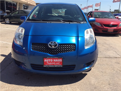 2007 Toyota Yaris for sale in Grand Prairie, TX