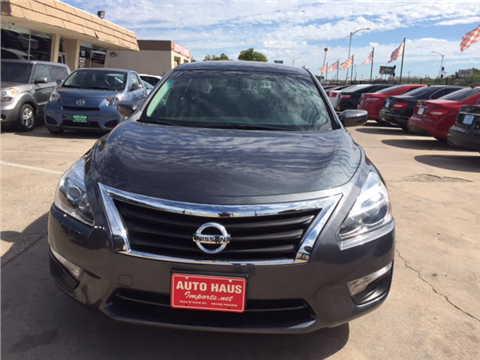 2013 Nissan Altima for sale in Grand Prairie, TX