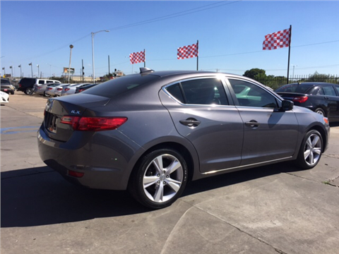 2015 Acura ILX for sale in Grand Prairie, TX