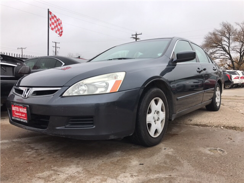 2006 Honda Accord for sale in Grand Prairie, TX