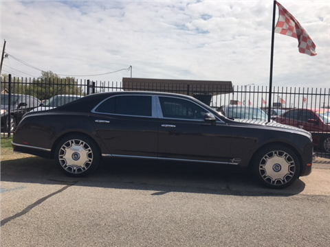 2011 Bentley Mulsanne for sale in Grand Prairie, TX