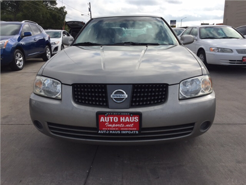 2005 Nissan Sentra for sale in Grand Prairie, TX