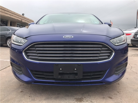 2014 Ford Fusion for sale in Grand Prairie, TX
