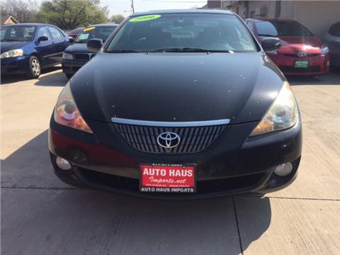 2006 Toyota Camry Solara for sale in Grand Prairie, TX