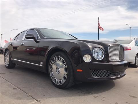 2011 Bentley Mulsanne for sale in Grand Prairie, TX