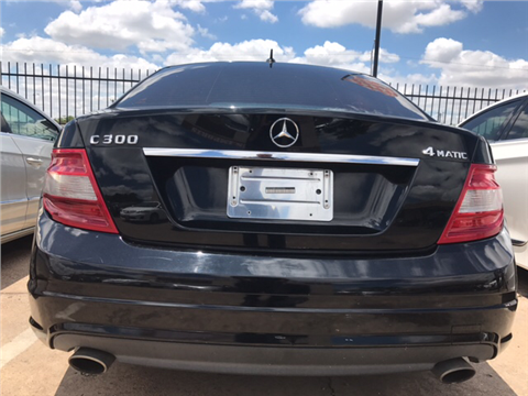 2010 Mercedes-Benz C-Class for sale in Grand Prairie, TX
