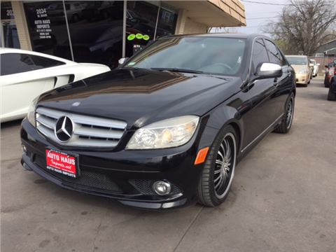 2009 Mercedes-Benz C-Class for sale in Grand Prairie, TX