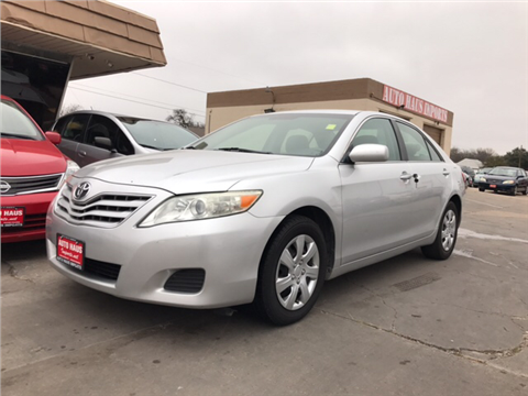 2010 Toyota Camry for sale in Grand Prairie, TX