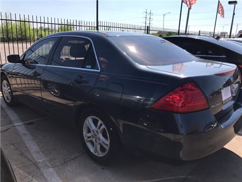 2006 Honda Accord for sale in Grand Prairie, TX