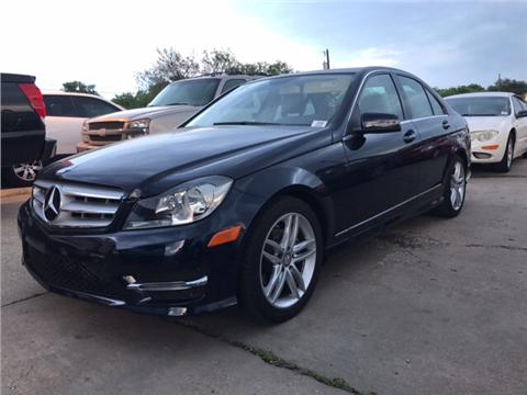 2013 Mercedes-Benz C-Class for sale in Grand Prairie, TX