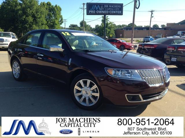 2012 Lincoln MKZ for sale in JEFFERSON CITY MO