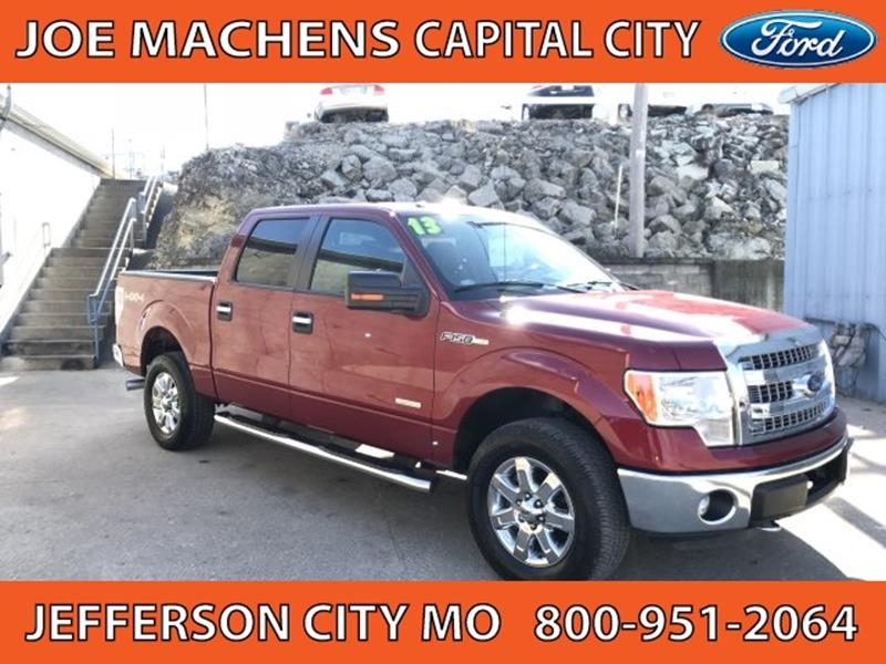 2013 Ford F 150 For Sale In Missouri