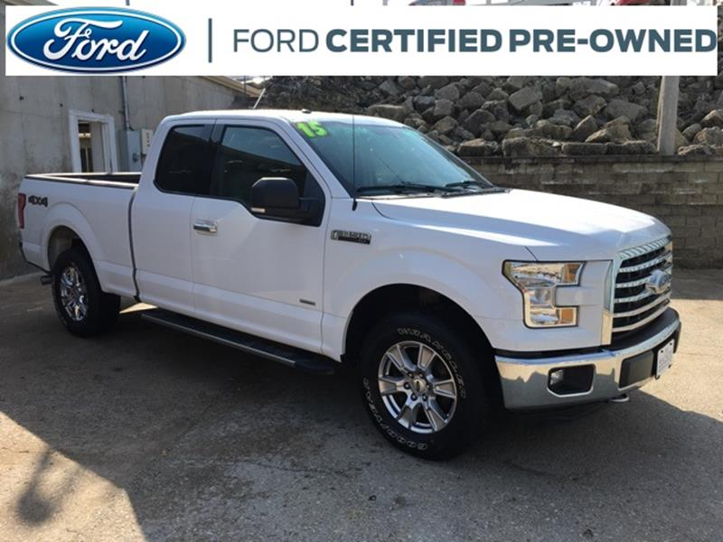 Certified Ford F 150 For Sale In Missouri