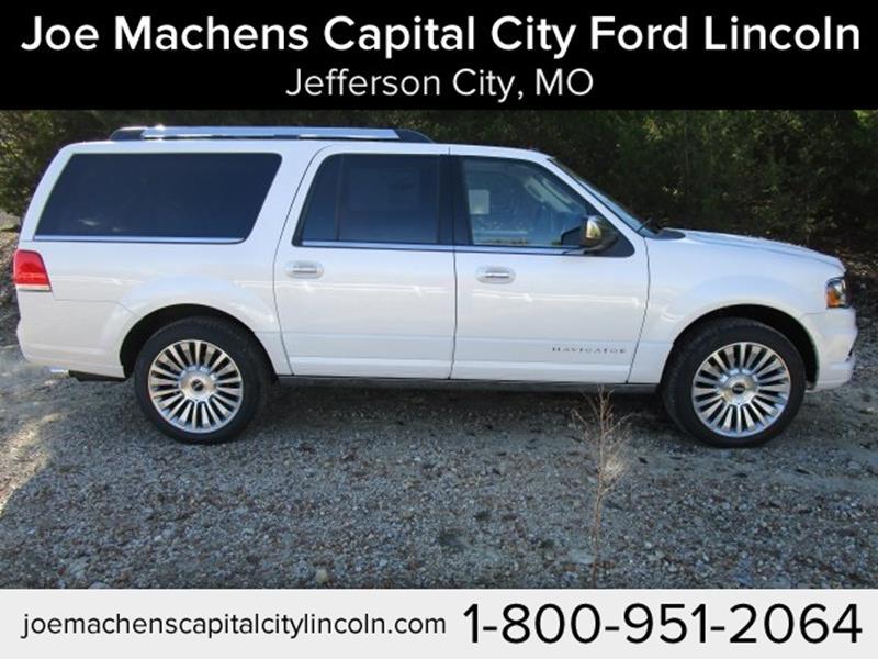New 2017 Lincoln Navigator L For Sale Carsforsale Com