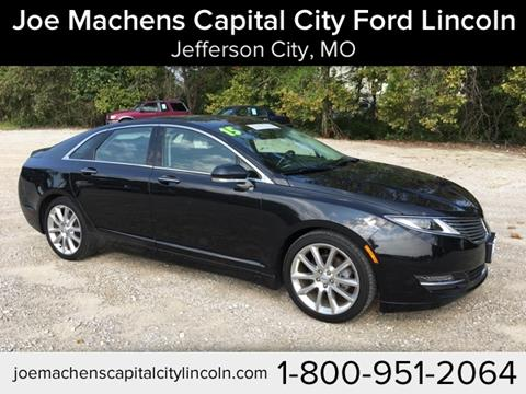 2015 Lincoln MKZ Hybrid for sale in Jefferson City, MO