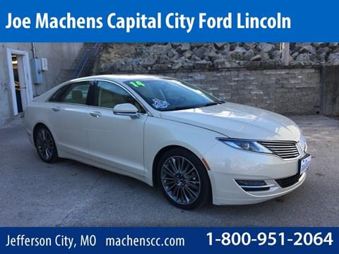 2014 Lincoln MKZ Hybrid for sale in Jefferson City, MO