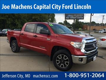 Joe Machens Used >> Best Used Trucks For Sale Jefferson City, MO - Carsforsale.com