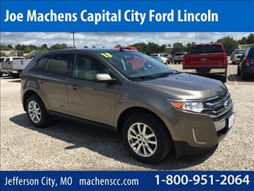 2013 Ford Edge for sale in Jefferson City, MO