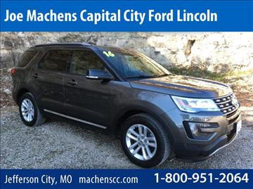2016 Ford Explorer for sale in Jefferson City, MO