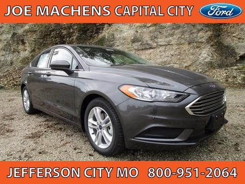 2018 Ford Fusion for sale in Jefferson City, MO