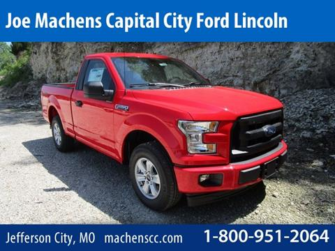 2017 Ford F-150 for sale in Jefferson City, MO