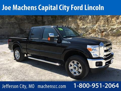 2016 Ford F-250 Super Duty for sale in Jefferson City, MO