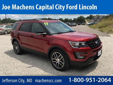 2017 Ford Explorer for sale in Jefferson City, MO