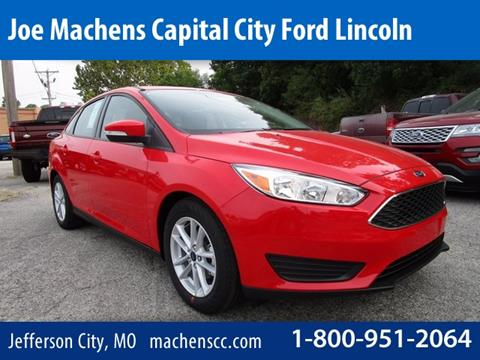 ford focus for sale in jefferson city mo. Black Bedroom Furniture Sets. Home Design Ideas