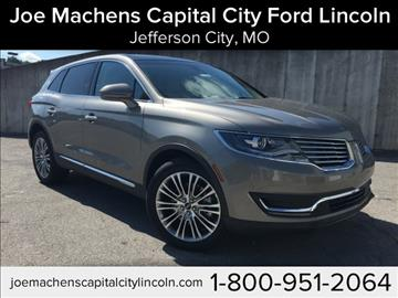 2016 Lincoln MKX for sale in Jefferson City, MO