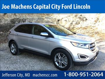 2016 Ford Edge for sale in Jefferson City, MO