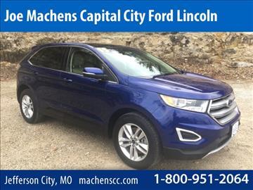 Joe Machens Capital City Ford Used Cars Jefferson City