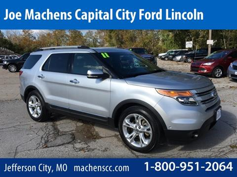 2011 Ford Explorer for sale in Jefferson City, MO