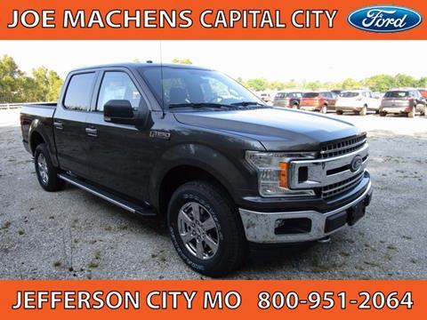 Ford Trucks For Sale In Jefferson City Mo Carsforsale Com