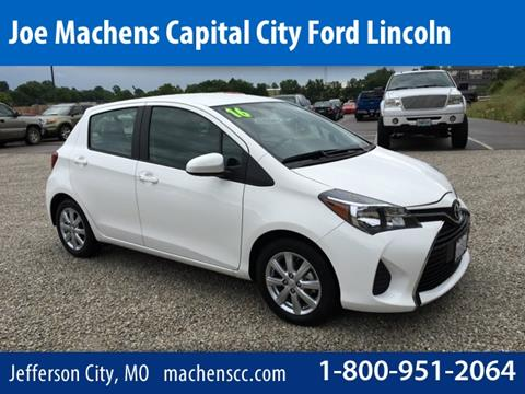2016 Toyota Yaris for sale in Jefferson City, MO