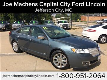 Lincoln mkz hybrid for sale missouri for Missouri department of motor vehicles jefferson city