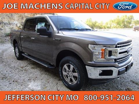 ford trucks for sale in jefferson city mo. Black Bedroom Furniture Sets. Home Design Ideas