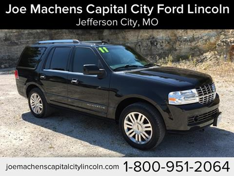 2011 Lincoln Navigator for sale in Jefferson City, MO