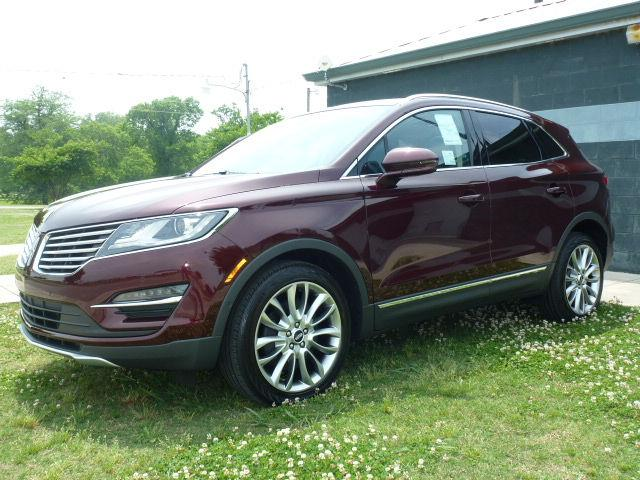 2017 lincoln mkc reserve 4dr suv in huntsville al ray pearman lincoln. Black Bedroom Furniture Sets. Home Design Ideas