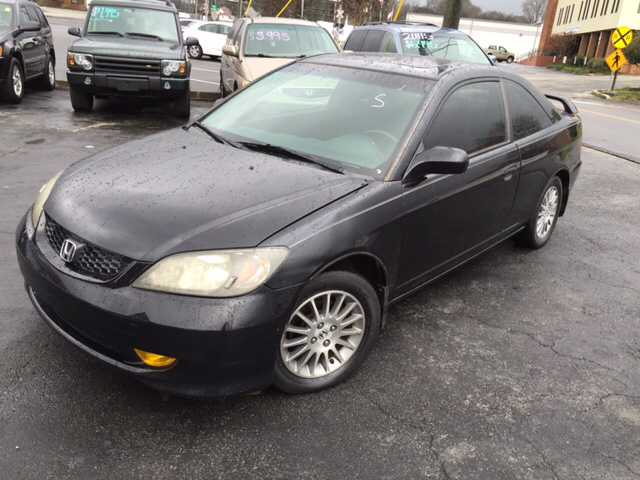 2005 honda civic ex special edition 2dr coupe in dalton ga. Black Bedroom Furniture Sets. Home Design Ideas