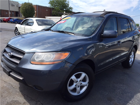 2008 Hyundai Santa Fe for sale in Dalton, GA