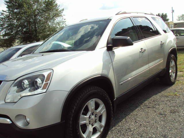 2010 GMC Acadia