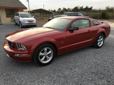 2007 Ford Mustang for sale in Hartsville, SC