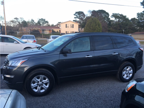 2013 Chevrolet Traverse for sale in Hartsville, SC