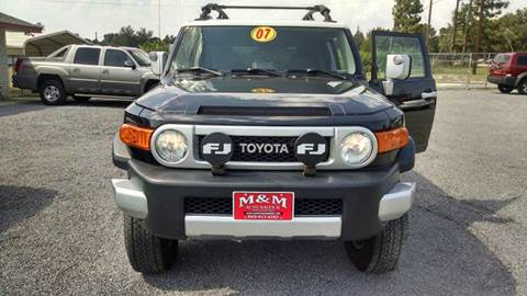 2007 Toyota FJ Cruiser for sale in Hartsville, SC