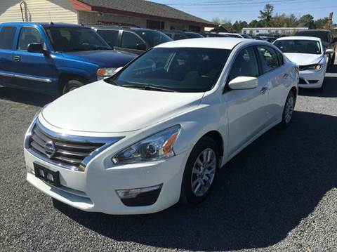 2013 Nissan Altima for sale in Hartsville, SC