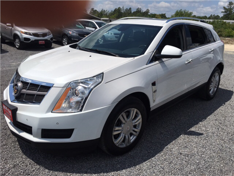 2010 Cadillac SRX for sale in Hartsville, SC