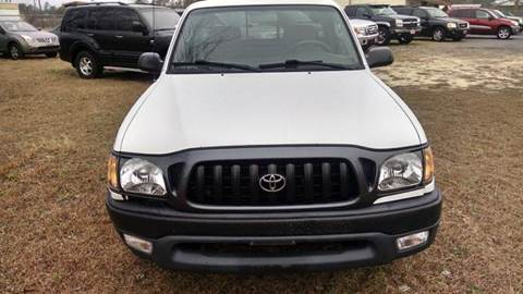 2003 Toyota Tacoma for sale in Hartsville, SC