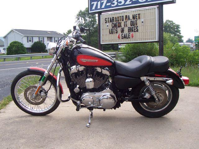 2009 Harley-Davidson 1200 SPORTSTER CUSTOM